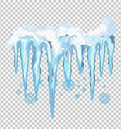 vector vector icicle and snow elements clipart different snow cap vector [ 1300 x 1300 Pixel ]
