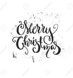 vector vector clipart for christmas cards and photo overlays with handdrawn lettering merry christmas card new year collection  [ 1300 x 1300 Pixel ]