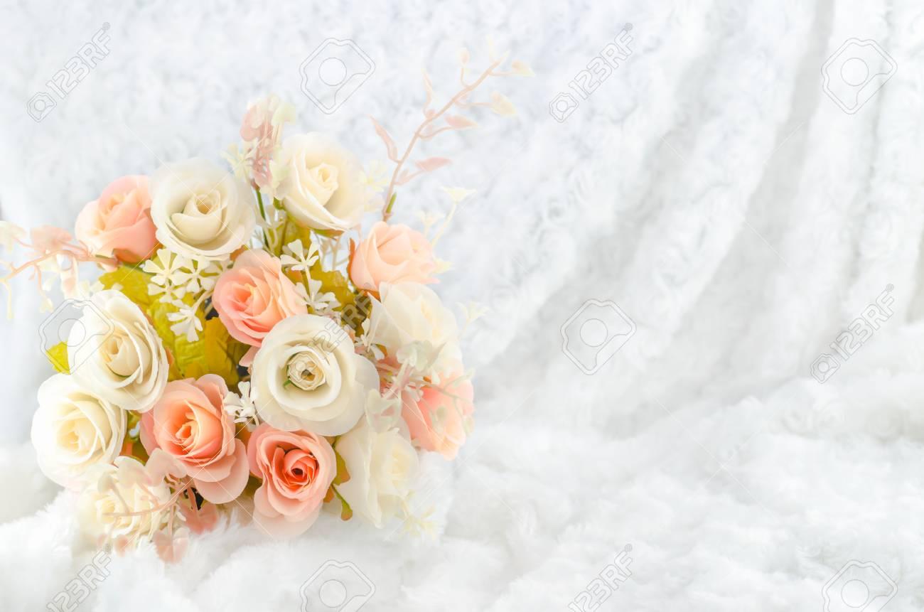Brautstrauss Vintage Kunstlich Tireow Blumenstrauss Romantische