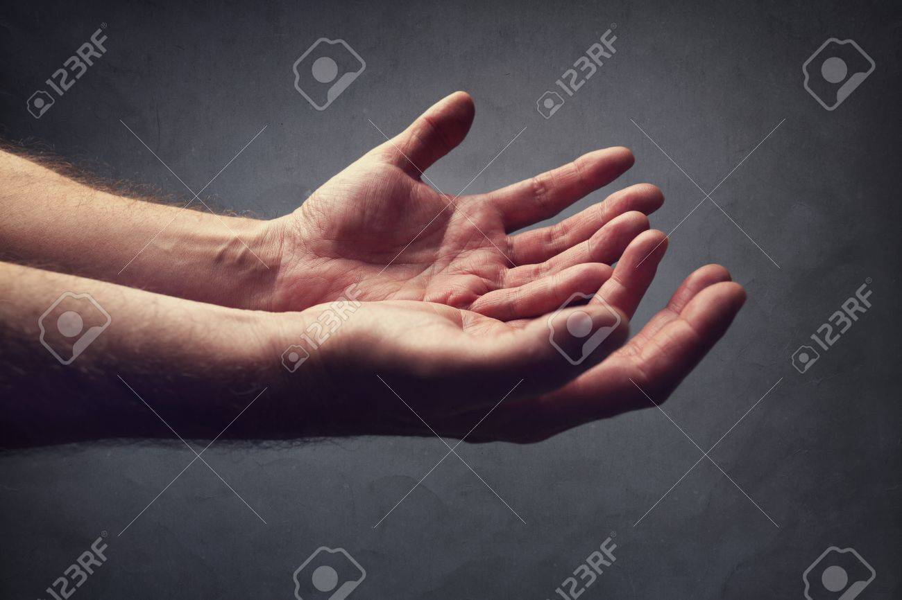 Hands Reaching Out Concept For Help Religion Salvation Forgiveness Assistance And Love