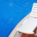 Lounge Chairs In A Swimming Pool Invite You To Relax Stock Photo Picture And Royalty Free Image Image 5797449