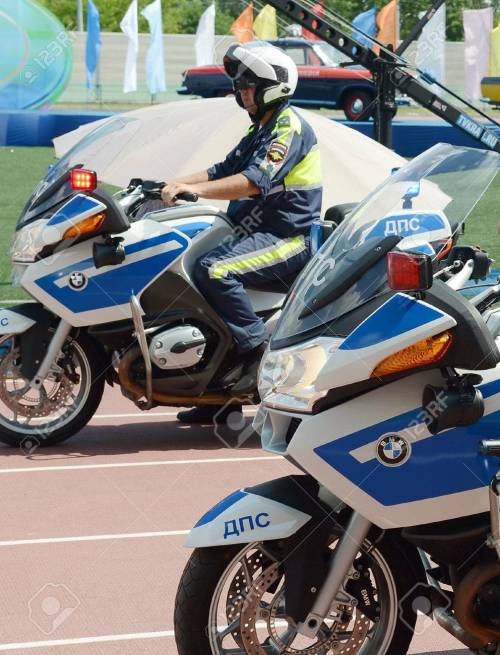 small resolution of inspectors of traffic police on bmw motorcycles stock photo 75291855