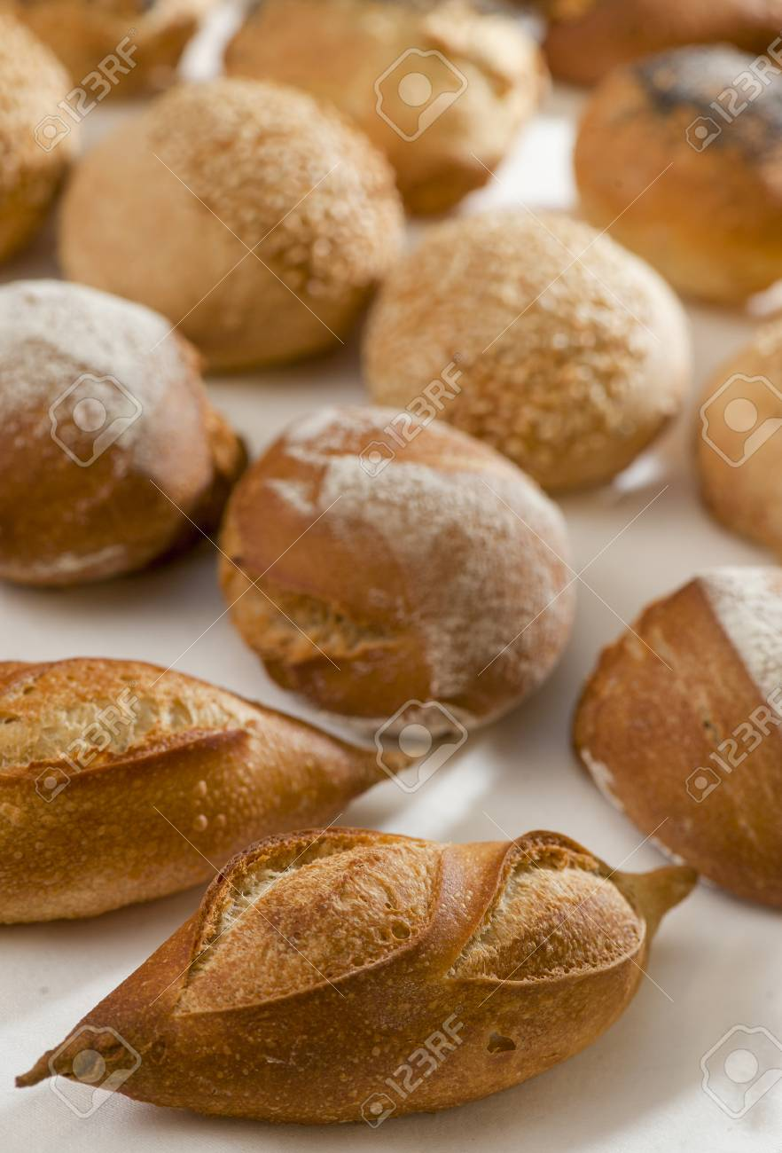 small french bread rolls