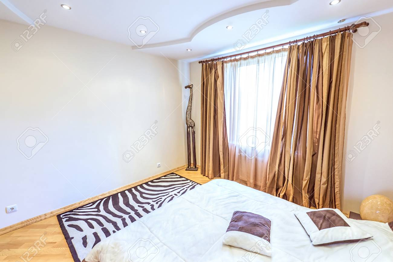 Blanc Design D Intérieur De Chambre à Coucher Moderne Style Japonais Oriental  Oriental à Chisinau District De Buiucani Moldavie