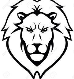 lion head illustration design [ 1165 x 1300 Pixel ]