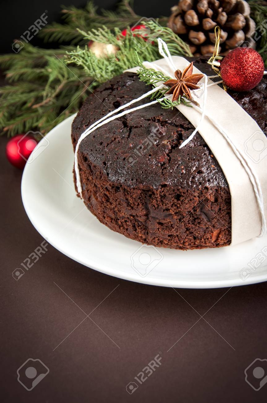 Christmas Pudding Decorations