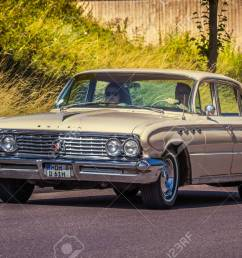 heidenheim germany july 8 2018 1961 buick electra at the 2  [ 1300 x 866 Pixel ]