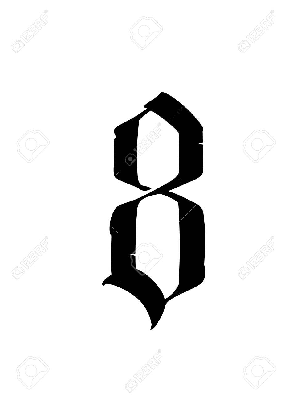 Gothic Calligraphy Numbers : gothic, calligraphy, numbers, Numbers, Gothic, Style., Vector., Symbols, Isolated.., Royalty, Cliparts,, Vectors,, Stock, Illustration., Image, 131409112.