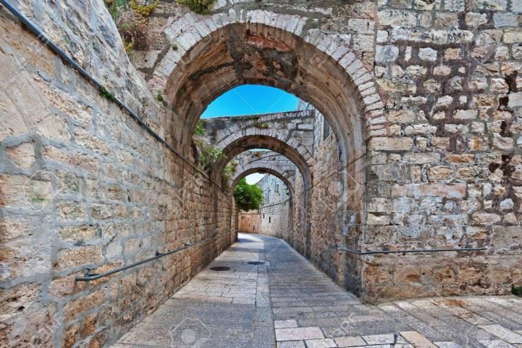 Image result for the armenian quarter of jerusalem