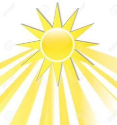 sun rays icon logo stock vector 74478974 [ 1235 x 1300 Pixel ]