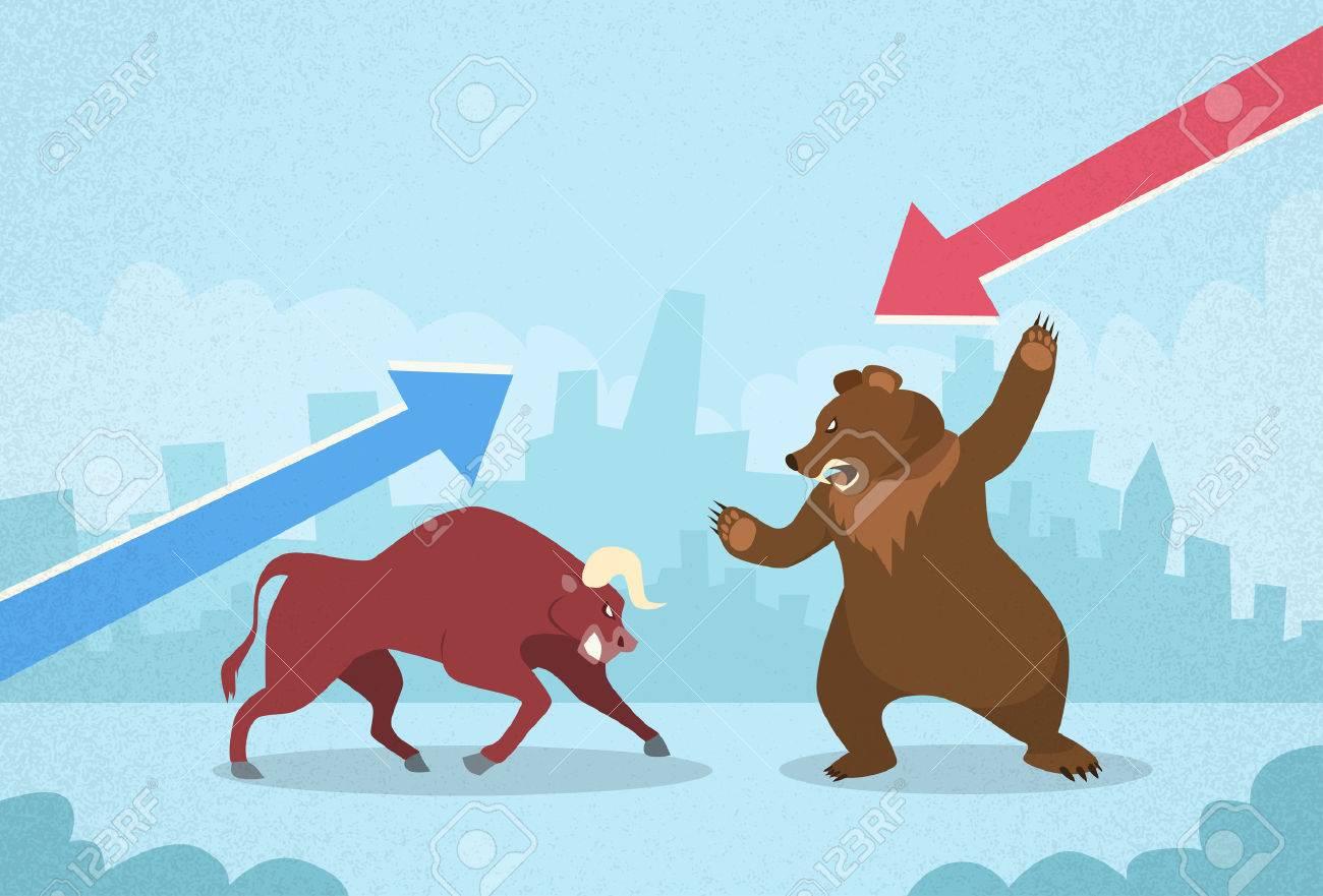 bull vs bear stock
