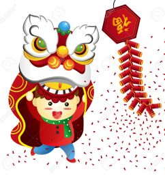 chinese new year stock vector 32283496 [ 1300 x 1300 Pixel ]