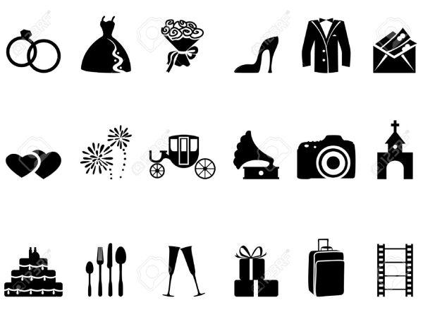 free wedding icons # 20