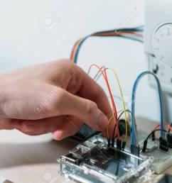 smart home technology engineering efficient living design hand testing a custom made automated [ 1300 x 866 Pixel ]