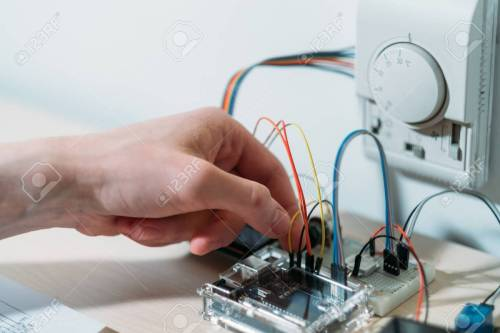 small resolution of smart home technology engineering efficient living design hand testing a custom made automated