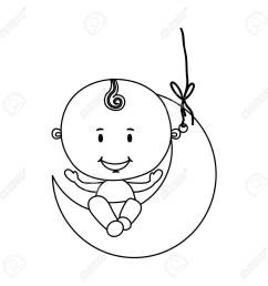 cute baby boy icon image vector illustration design stock vector 66476630 [ 1300 x 1300 Pixel ]