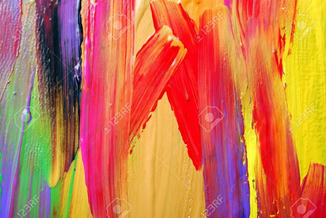 abstract art backgrounds hand