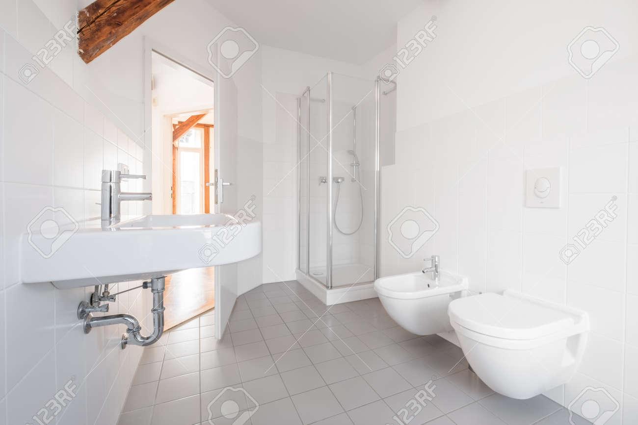 Moderne Badezimmer Nur Mit Dusche