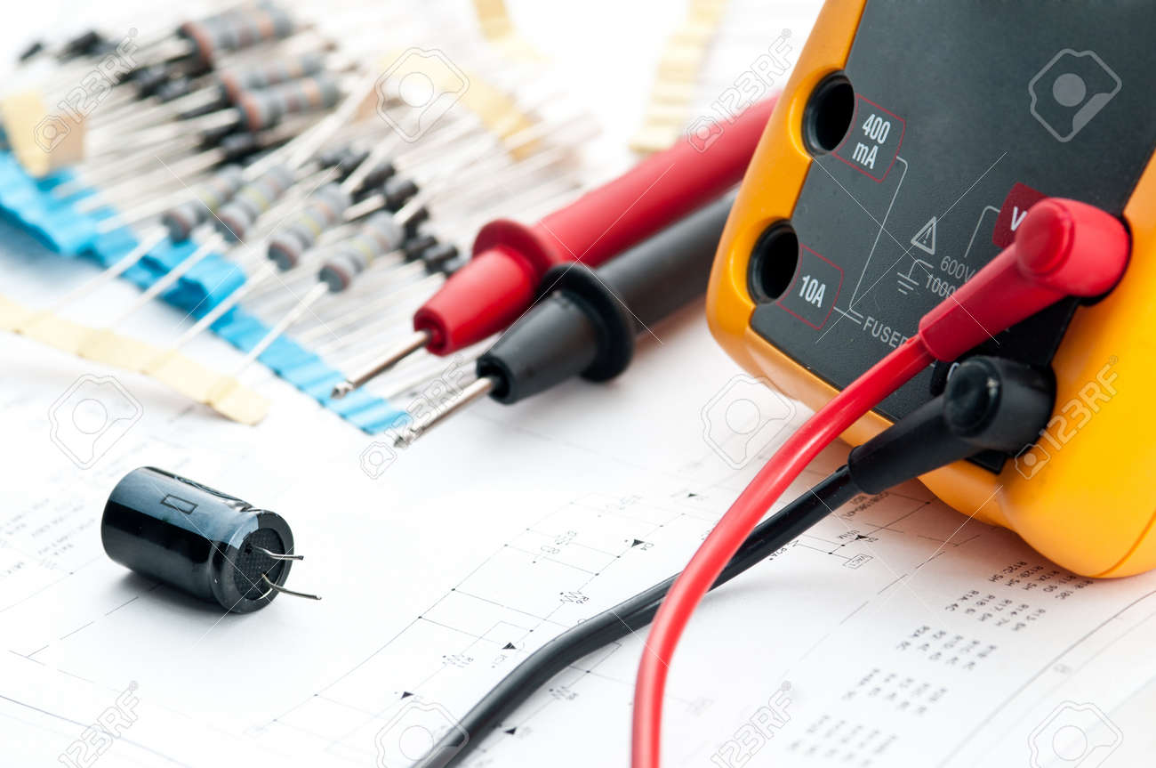 hight resolution of checking circuit by multi meter electrical engineer on during checking circuit board unit by multi