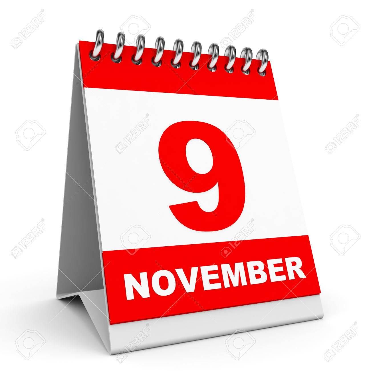 Image result for calendar pages November 9