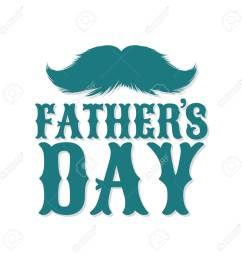 fathers day holiday poster with mustache silhouette moustaches clipart paper cutting design mustache [ 1300 x 1300 Pixel ]