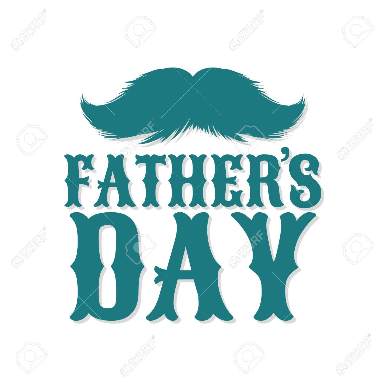 hight resolution of fathers day holiday poster with mustache silhouette moustaches clipart paper cutting design mustache