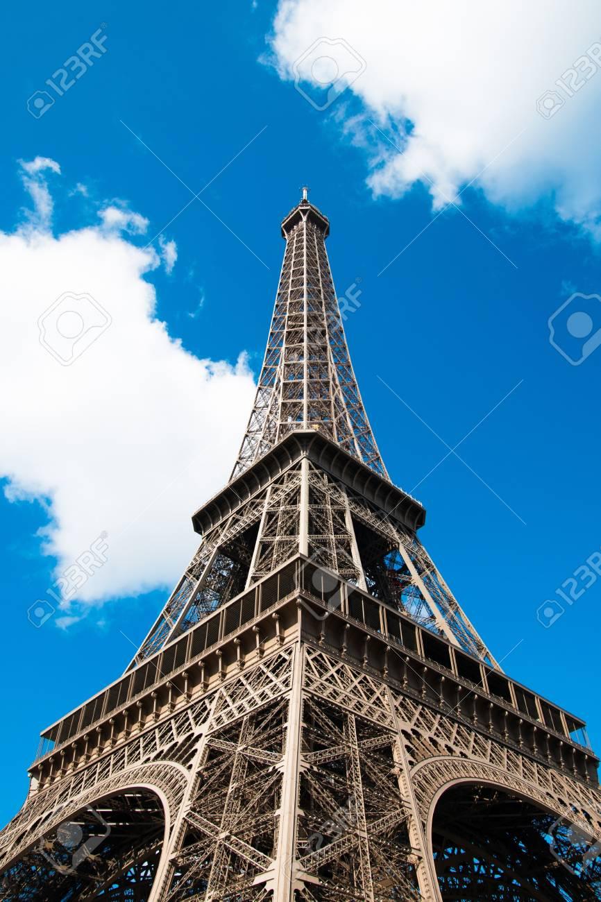 Surnom De La Tour Eiffel : surnom, eiffel, Eiffel, Surnom, Devenue, Symbole, éminent, Paris, France, Banque, D'Images, Photos, Libres