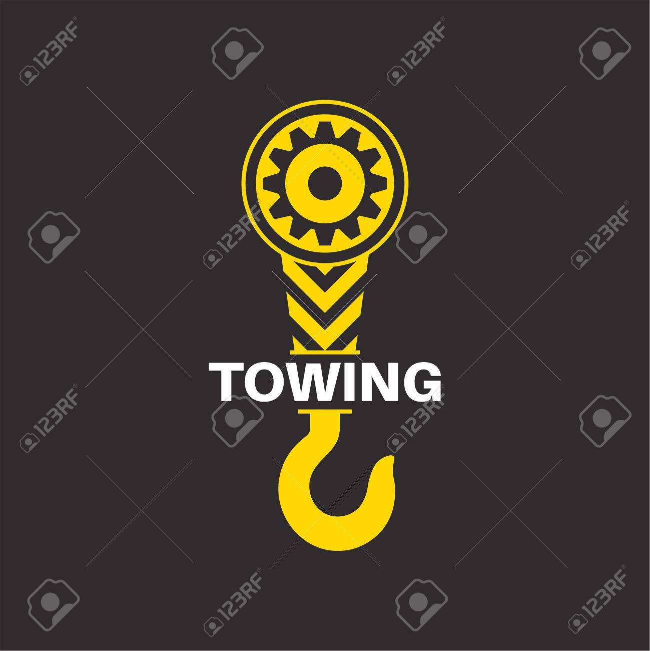 tow truck icon wrecker