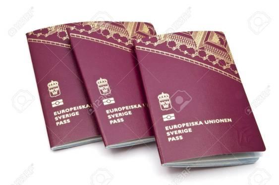 「パスポート スウェーデン」の画像検索結果