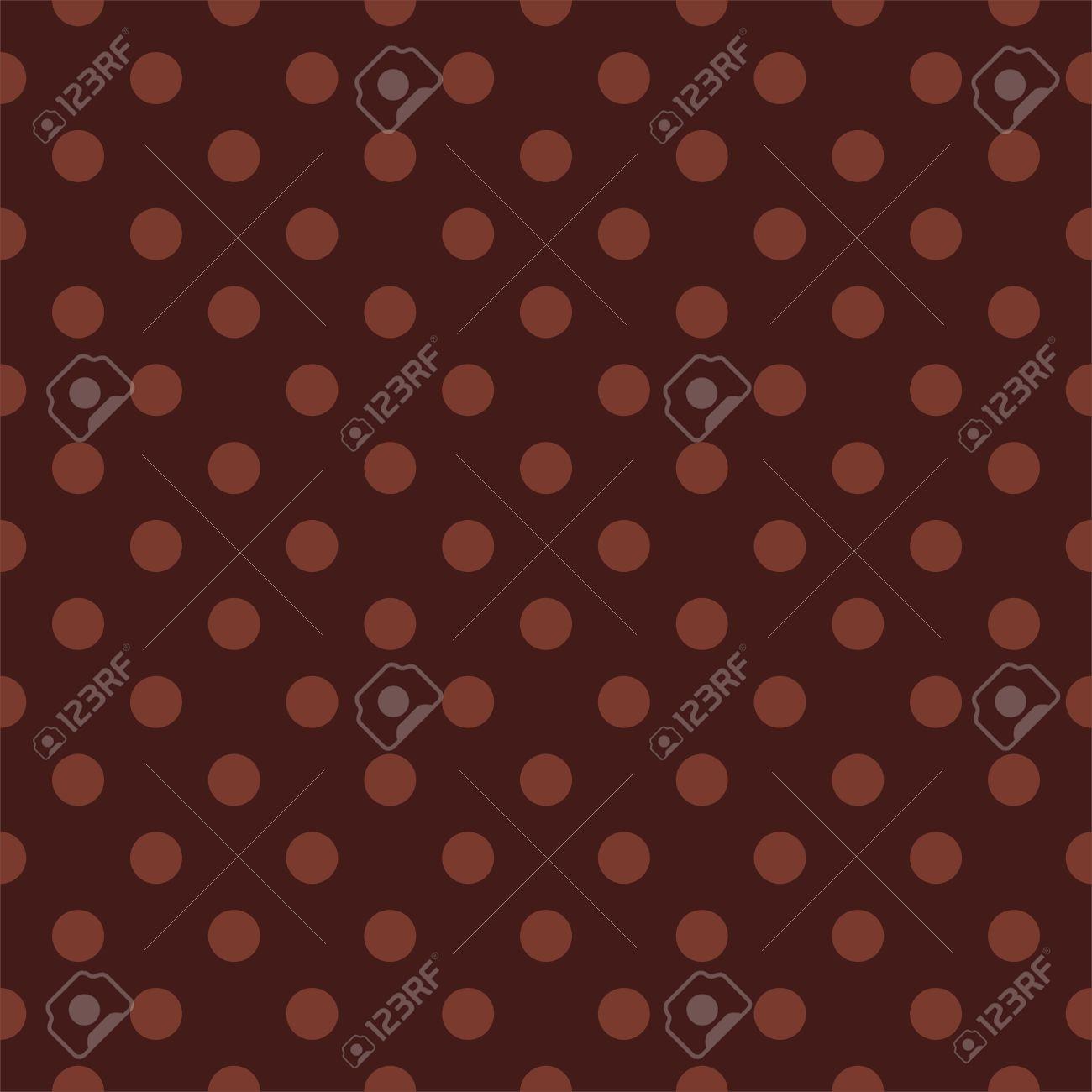 seamless fond sombre ou de la texture a pois marron clair sur fonce fond brun chocolat pour fond d ecran blog conception de sites web les enfants