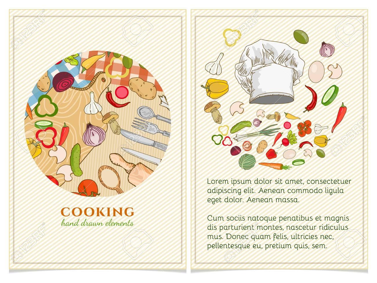 cookbook templates free