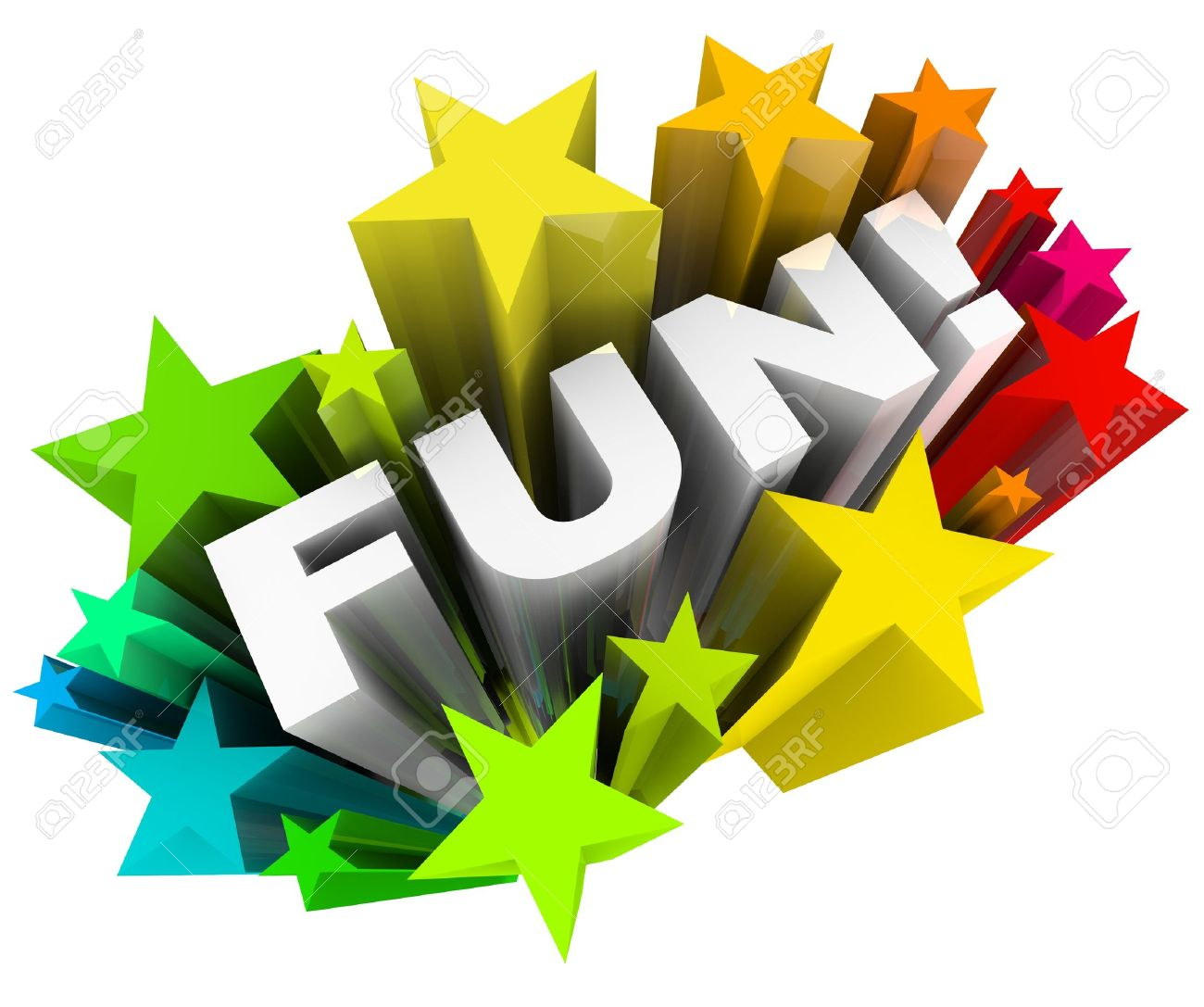 the word fun in
