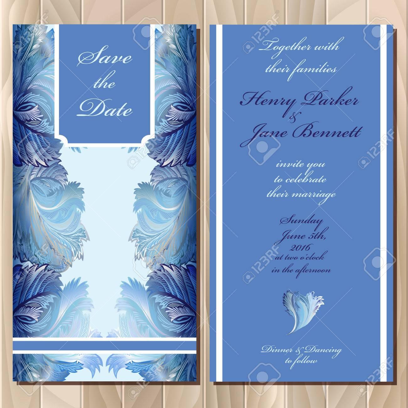 winter frozen glass design set printable backgrounds wedding