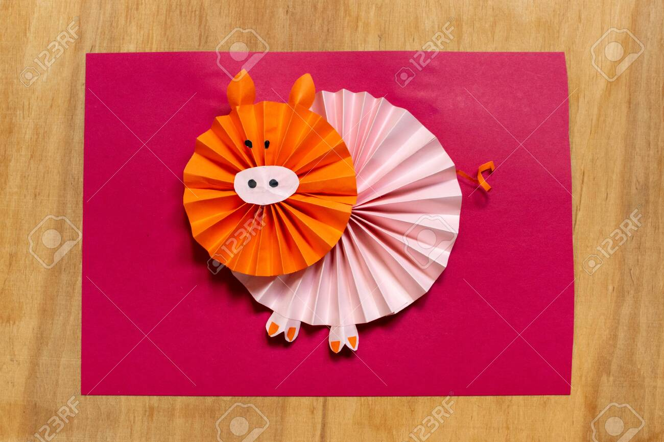 Preschool Arts Crafts Activities Easy Gift Crafts Ideas Creative Stock Photo Picture And Royalty Free Image Image 119205605