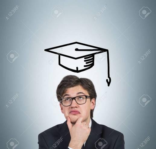 Картинки по запросу студент выпускник рисунок