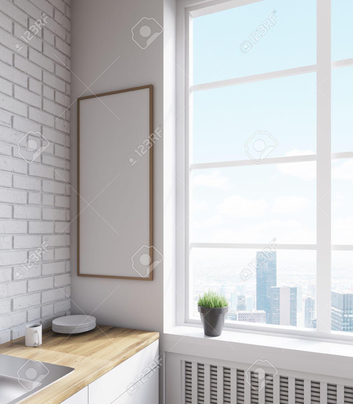 Schmales Langes Fenster Kuche