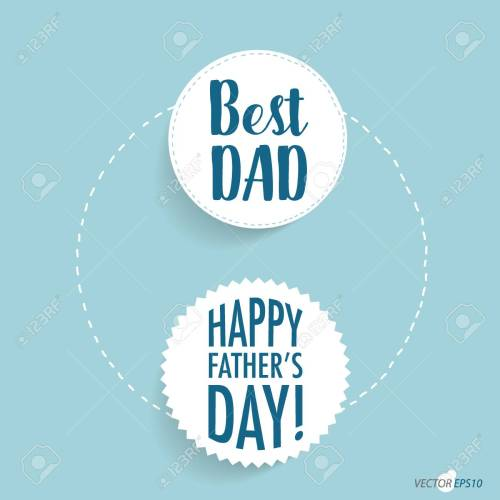 small resolution of happy fathers day card design vector illustration stock vector 77699402
