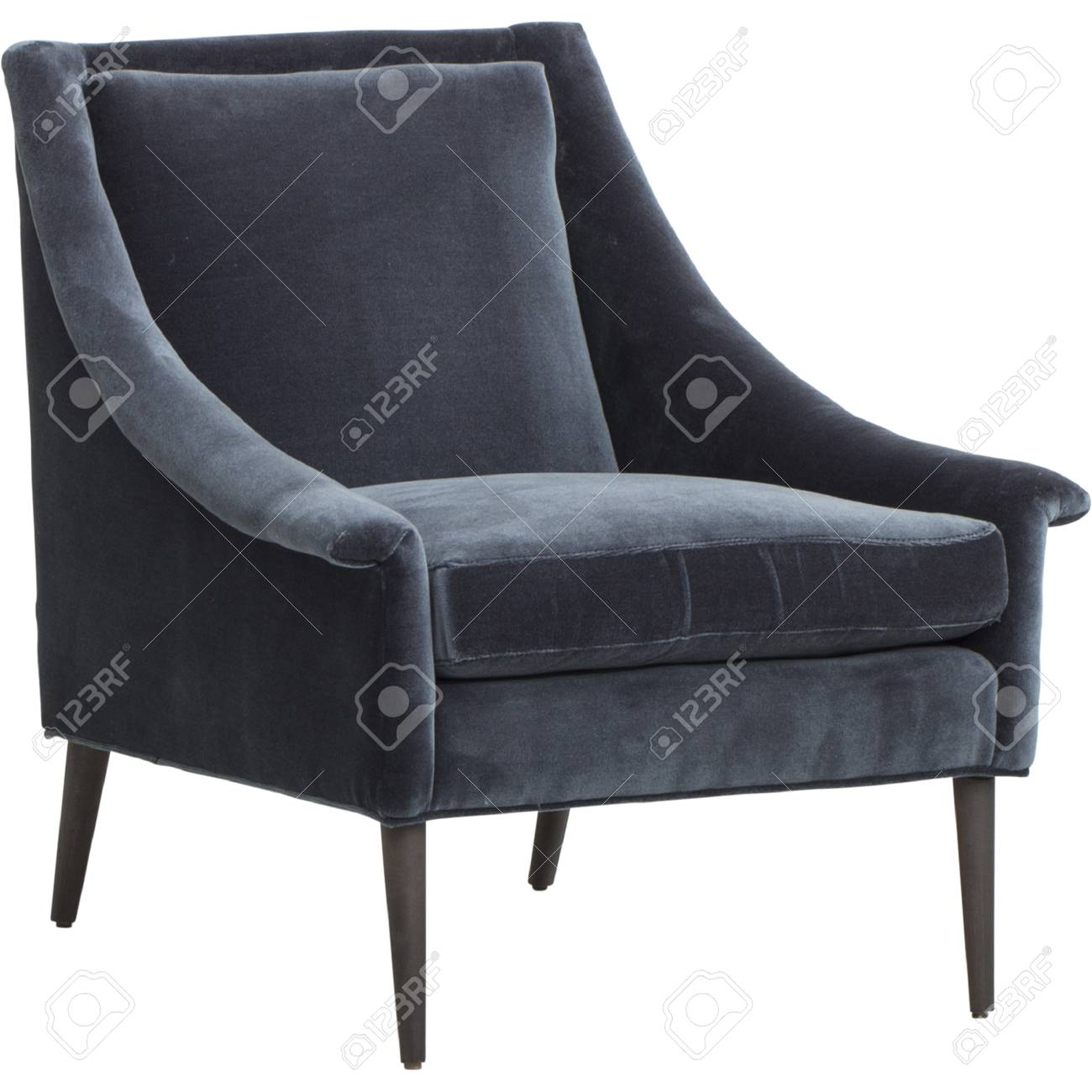 single sofa chair grey living room ideas pinterest unique design furniture stock photo picture and
