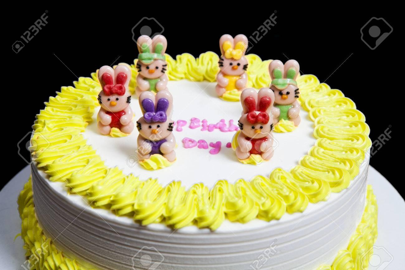 Happy Birthday Cake For Childrens Partyspecial Birthday Cake