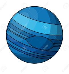 uranus planet icon image vector illustration design stock vector 83172843 [ 1300 x 1300 Pixel ]