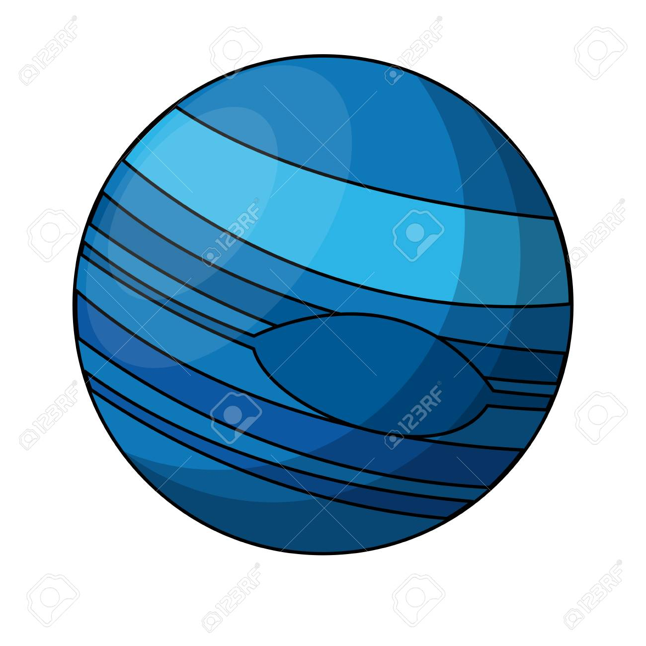 hight resolution of uranus planet icon image vector illustration design stock vector 83172843