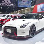 Bangkok Thailand June 23 Nissan Gtr Design Of Racing Car In Stock Photo Picture And Royalty Free Image Image 59348639