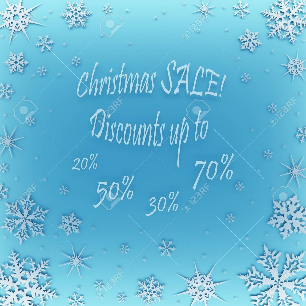 christmas coupon for a