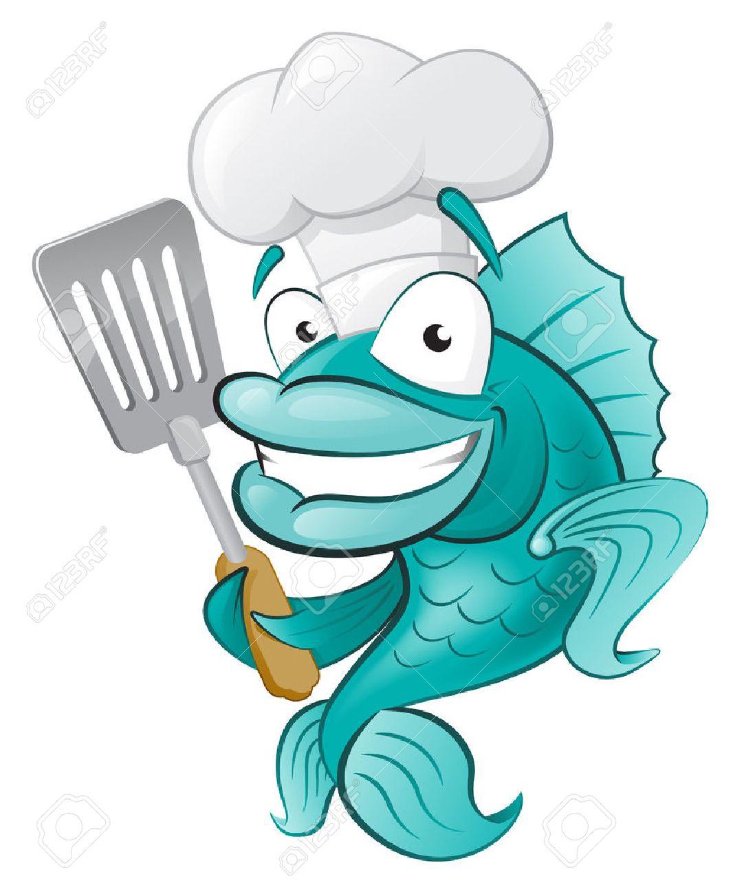 Cartoon Fish Stock Photos And Images - 123RF
