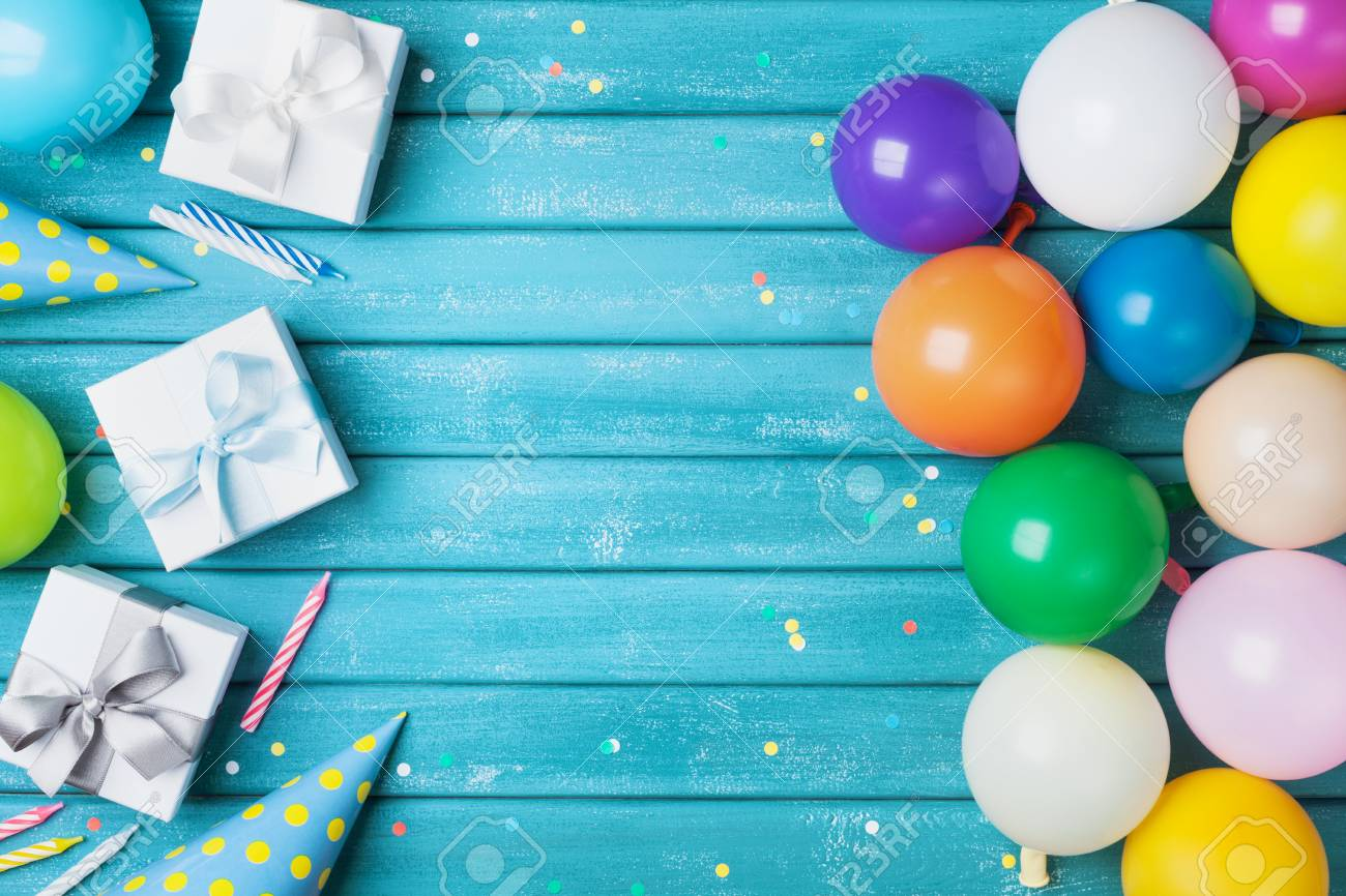 birthday party banner or