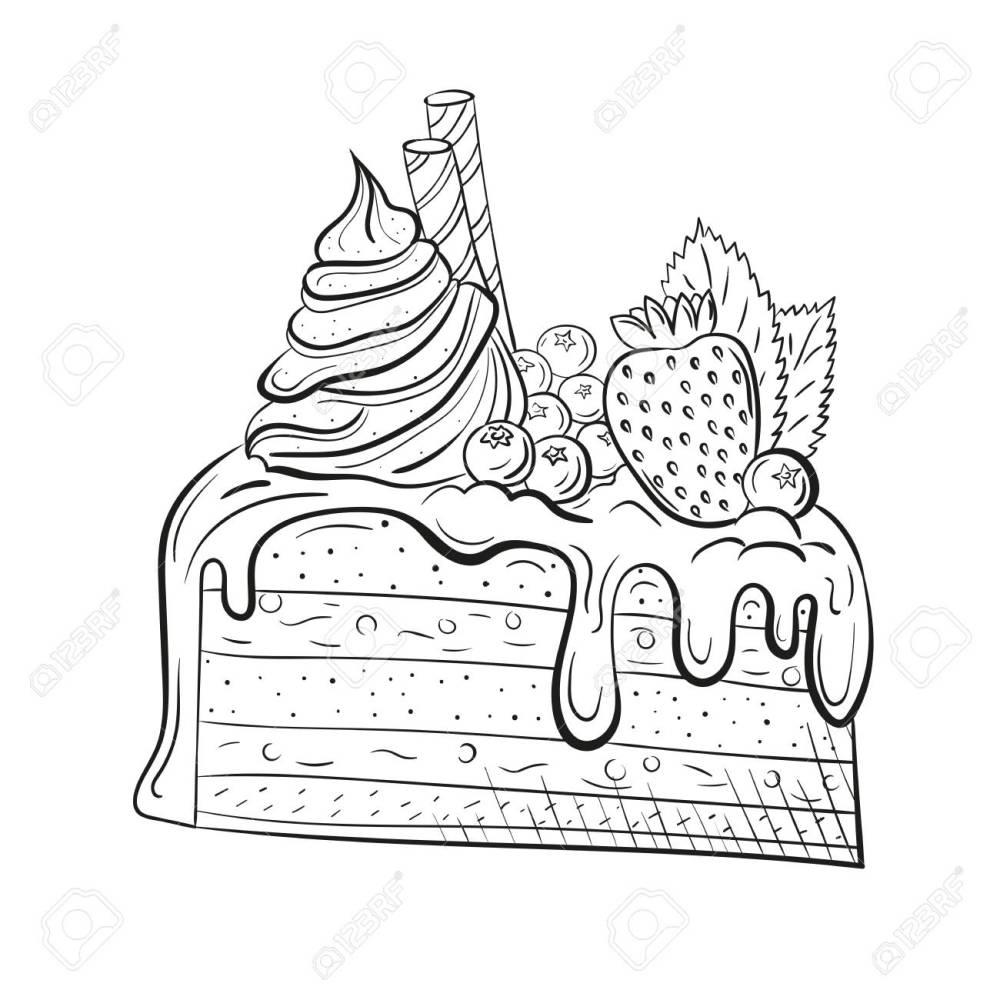 medium resolution of sweet beautiful dessert clipart for a restaurant