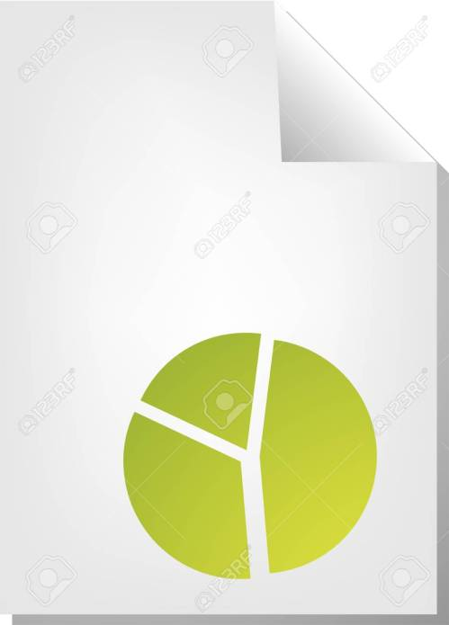 small resolution of illustration pie chart document file type illustration clipart