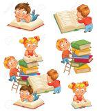 Risultati immagini per bambini in biblioteca