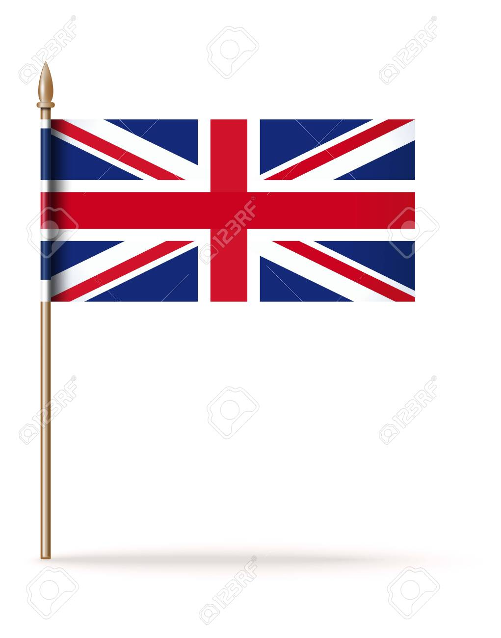 England Flag Vector : england, vector, British, Icon., Flag., Union, Jack., National, Great.., Royalty, Cliparts,, Vectors,, Stock, Illustration., Image, 144473720.