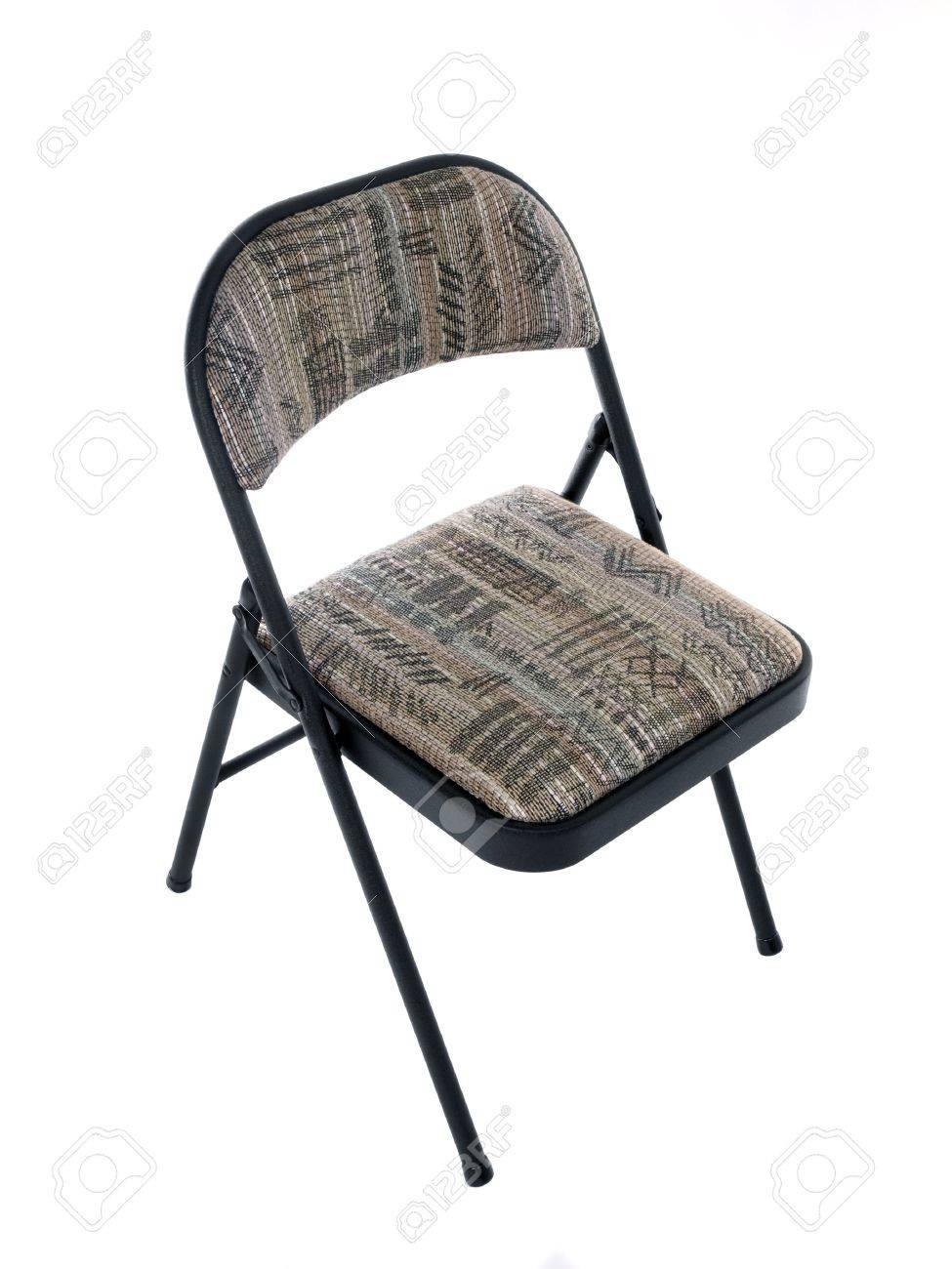 Soft Folding Chairs Folding Office Chair With Soft Seat Cushion